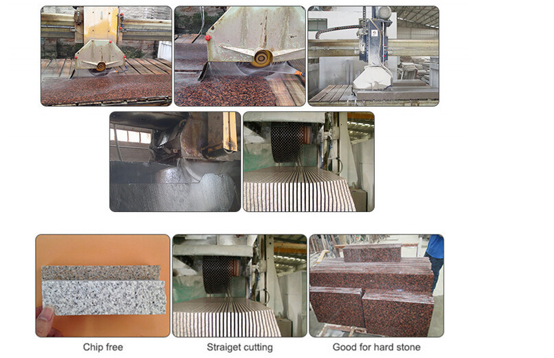 Granite Cutting Segments