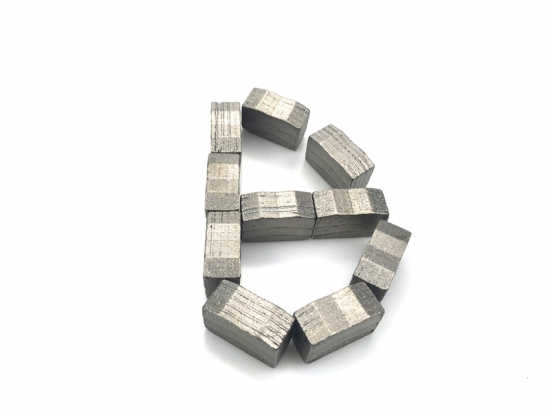 Diamond Segments for Granite