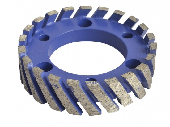 Diamond Stubbing Wheel