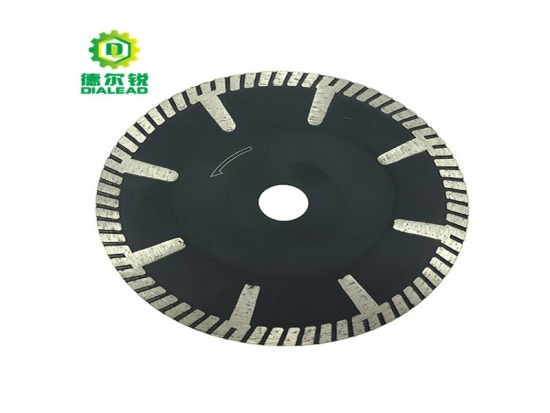 Turbo Rim T Protection Concave Blade