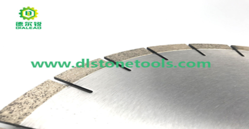 How to Weld Diamond Segment to Saw Blade